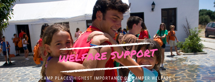 welfare support